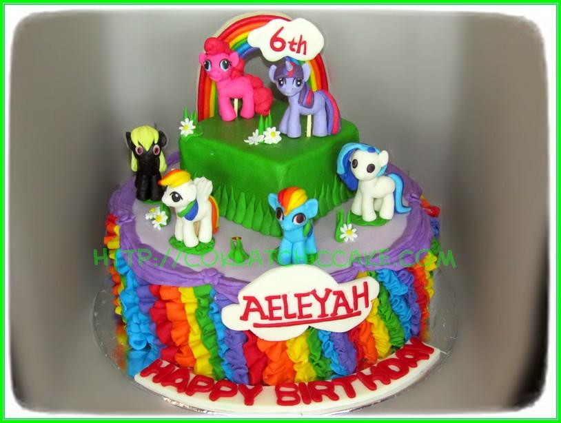 Cake MLP AELEYAH