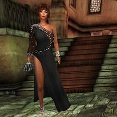 Designer Showcase- Shoenique Apparel- Leilyna Gown