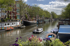 Amsterdam Canal HDR