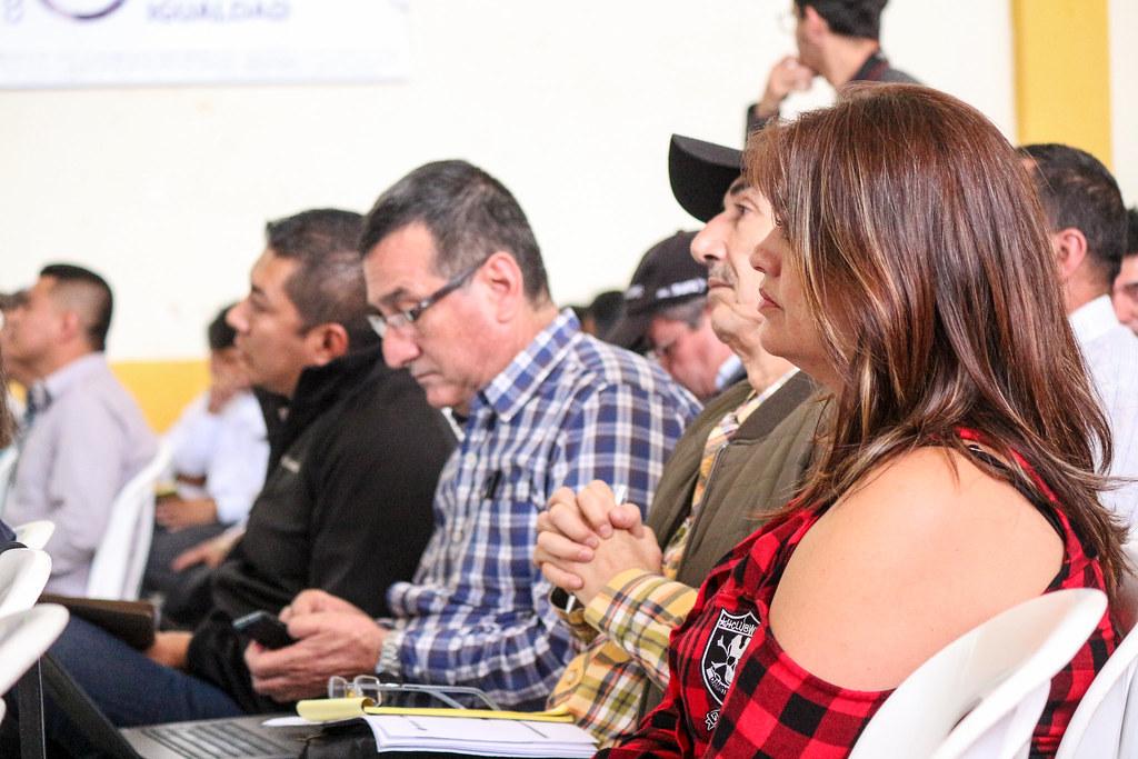 PRIMERA SESIÓN DESCENTRALIZADA EN EL MUNICIPIO DE SAN JOSÉ DE ALBÁN