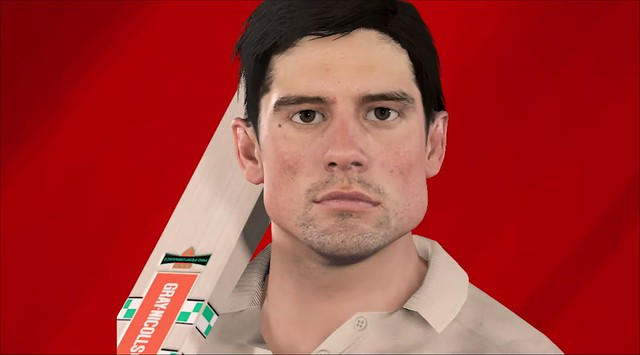 Ashes Cricket - Joueur masculin
