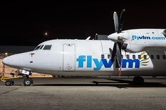 VLM Airlines / F50 / OO-VLQ / EBAW