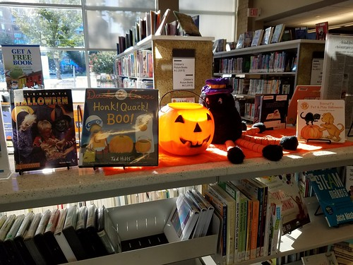 Halloween Display at Northwest One