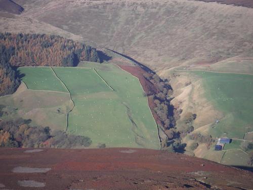 Fields by Upper House Farm