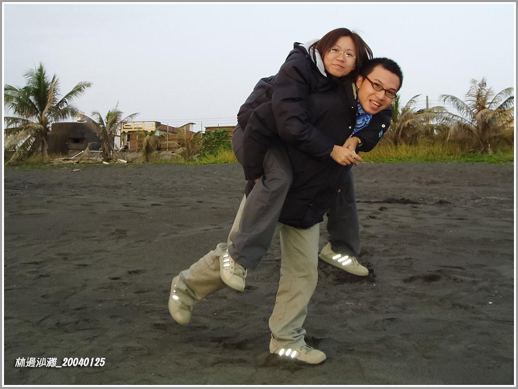 2004-01-25-林邊沙灘1