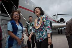 11.01 總統準備離境,結束馬紹爾共和國的訪問