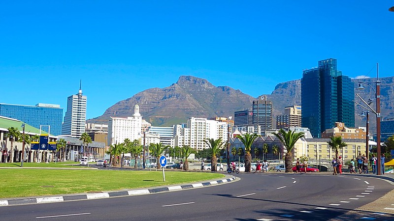 Cape Town City South Africa