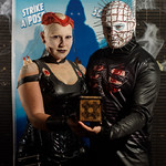 "#22 - Michael Partel & Anja Magnus, ""Hellraiser: Pinhead & Angelique"" - Everyday is Halloween, 15 Years of BZFOS"
