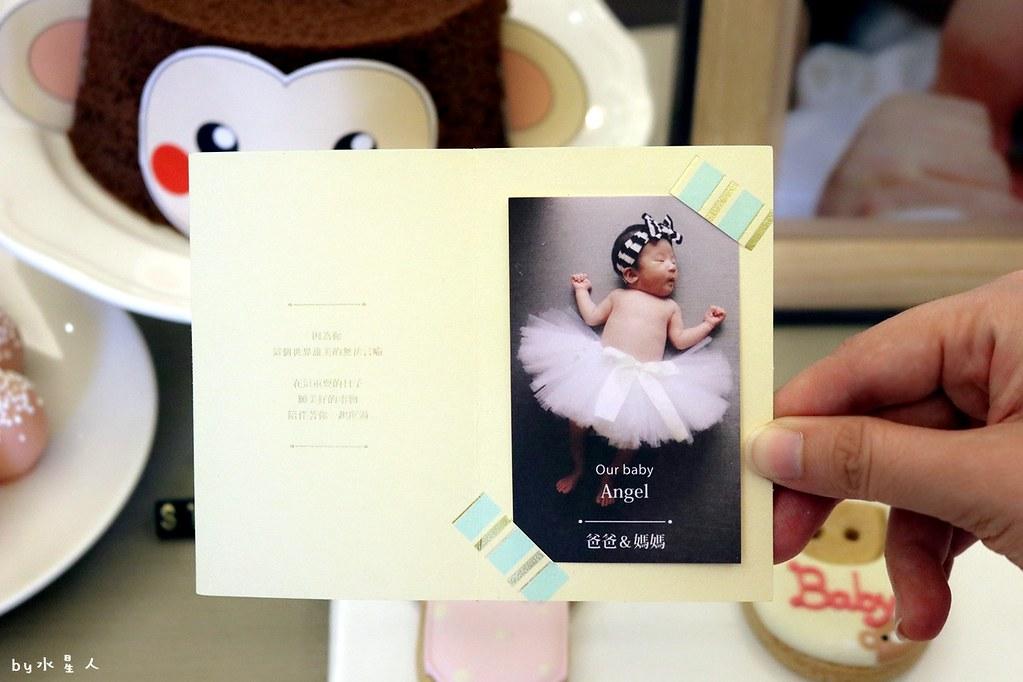 26432809469 b64cc07a7f b - 熱血採訪|Candy Wedding 彌月蛋糕收涎餅乾,夢幻翻糖蛋糕和寶寶派對點心