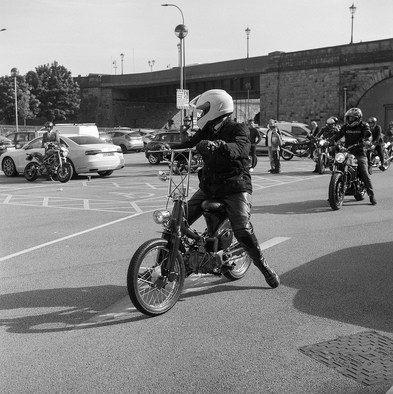 FILM - Distinguished Gentleman's Ride, Sheffield 2017-18