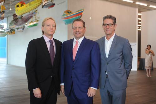 Jeff Krinsky, Greg Ferrero, & Walid Wahab1