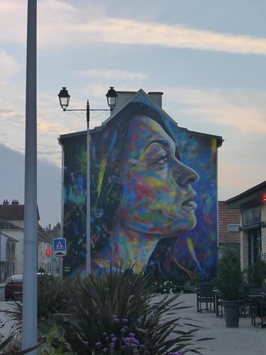 Street art à Lieusaint