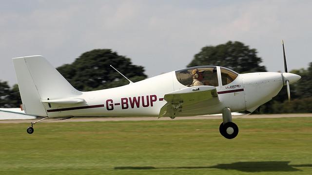 G-BWUP
