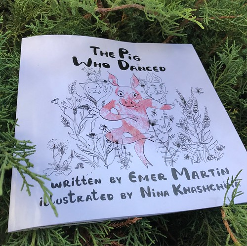 The Pig Who Danced - New Book!