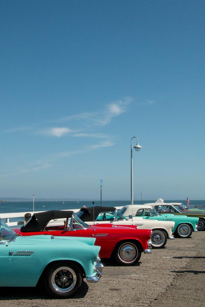 09.30. Santa Cruz Wharf T-birds