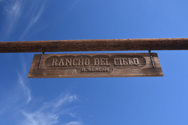 Reagan Ranch Visit