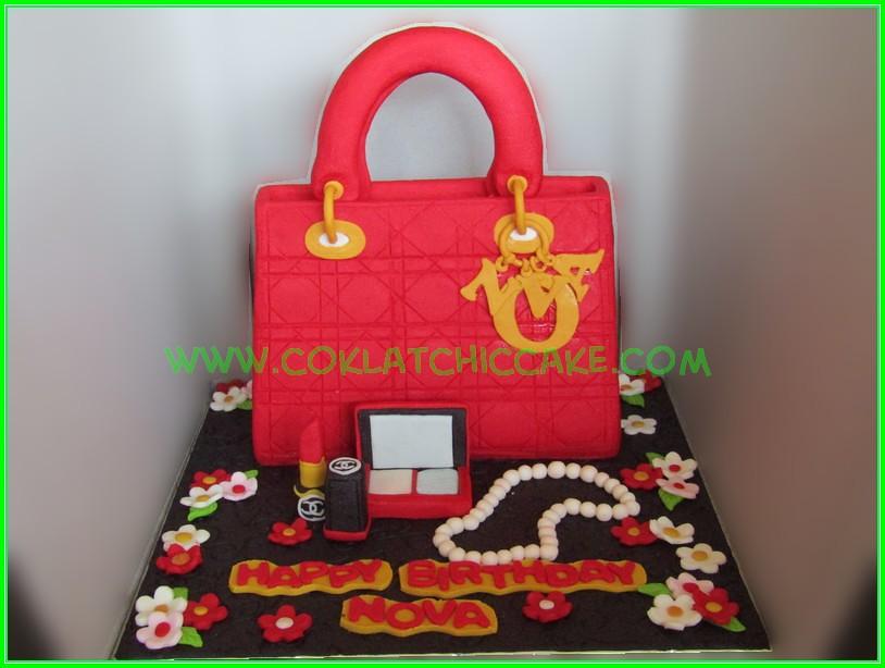 Cake branded bag - NOVA