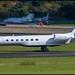 TC-TTC Gulfstream G550 c/n 5284 Ciner Havacilik (EGLF) 22/09/2017