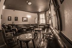 Colpitts hotel pub Durham City.