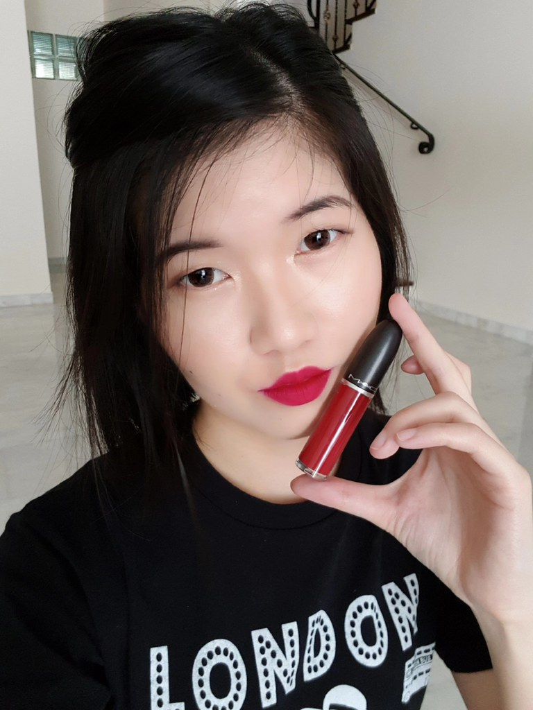 Mac Retro Matte Liquid Lipstick < Dance With Me > 1