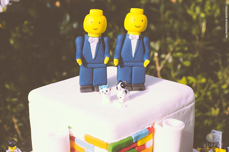 Fotos do evento CASAMENTO Raphael e Rubinho em Buffet