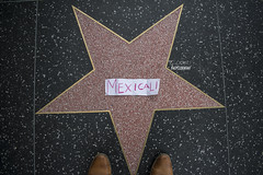 Una Estrella para mi Ciudad, Walk Of Fame-Hollywod, MEXICALI Star.