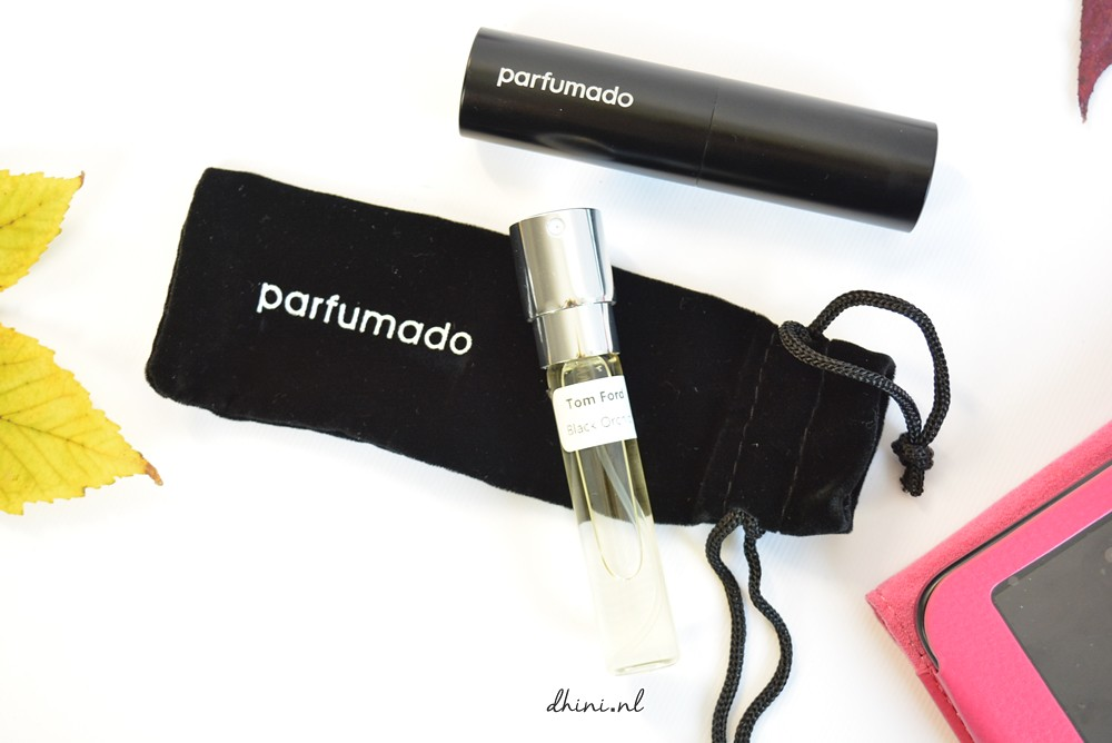 Parfumado Tom Ford – Black Orchid