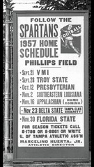 1957 Tampa Football Spartans Schedule