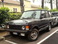 Land Rover Range Rover 3.5 V8 1987