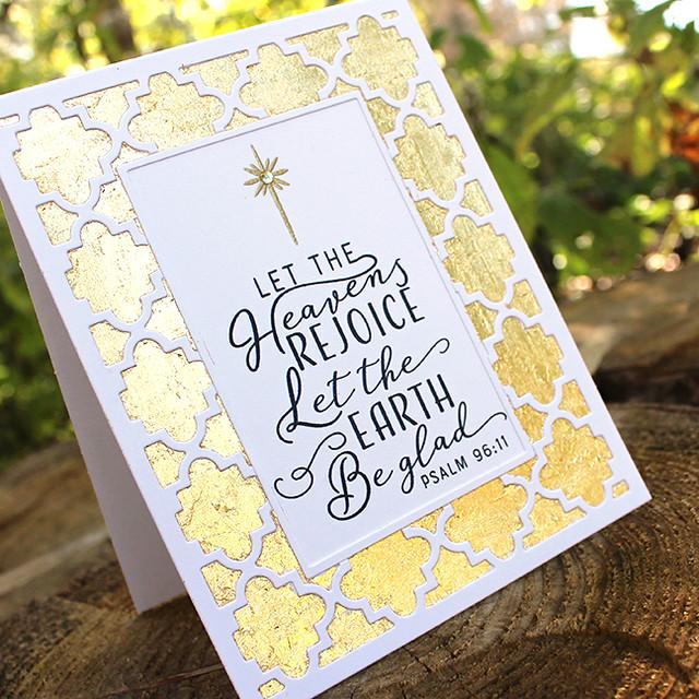 Heavens Rejoice Card 2