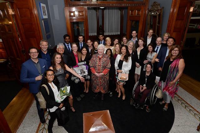 Lieutenant Governor's Visionaries Prize Award Ceremony