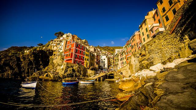 Riomagliore, Cinque Terre