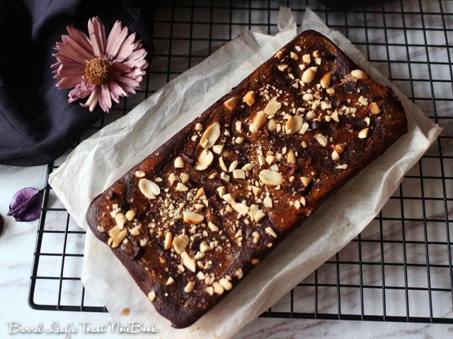 純素焦糖大理石布朗尼 vegan-caramel-marbled-brownies (5)