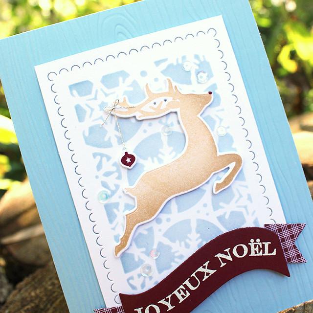 Joyeux Noël Card 2