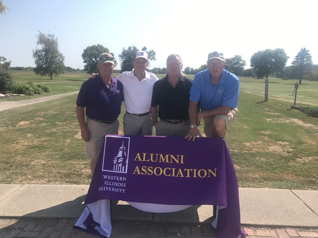 Macomb Alumni & Friends Golf Outing, 9/15/17