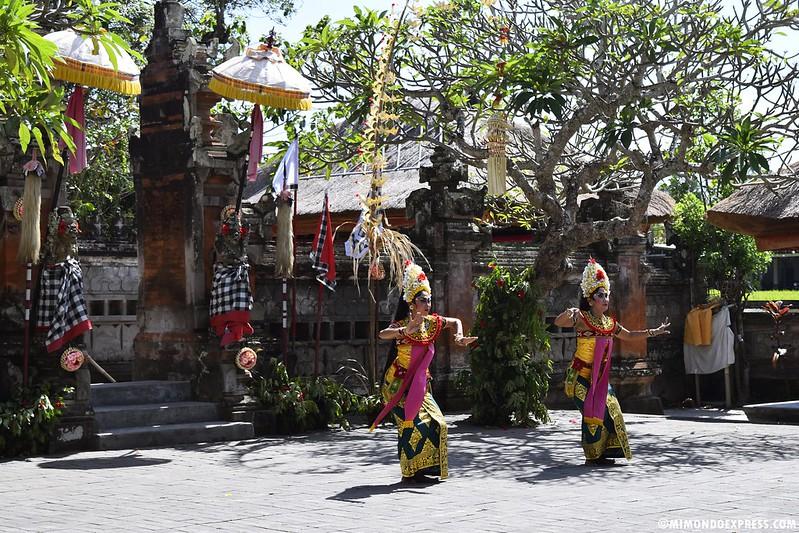Danza del Barong, Bali, Indonesia