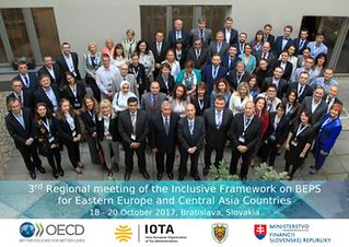 Regional meeting of the Inclusive Framework on BEPS for Eastern Europe and Central Asia