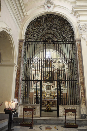 Chapel Dedicated to St Pantaleone