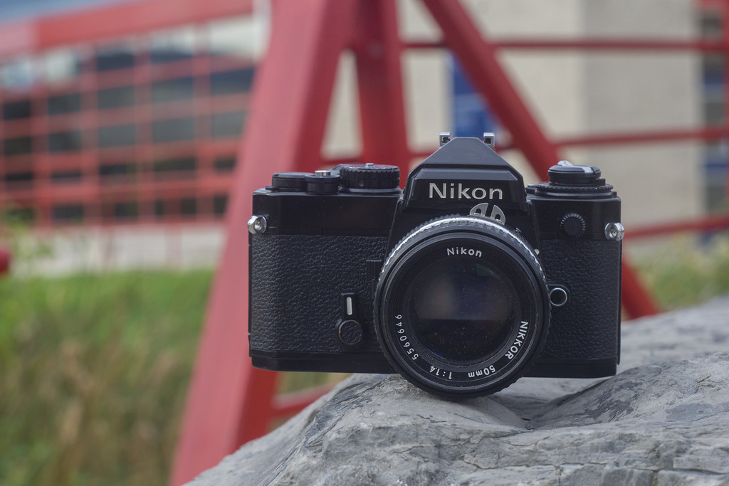 CCR Review 74 - Nikon FE