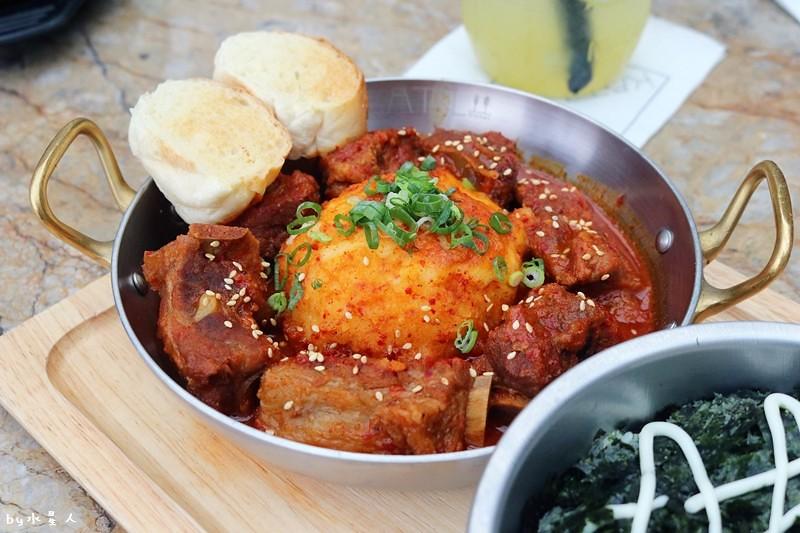 37319341642 a575a703c9 b - 熱血採訪   KATZ 卡司複合式餐廳二店,超人氣創意美韓料理,奶蓋咖哩烏龍麵好吃!