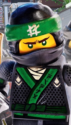The Secret Code in The Lego Ninjago Movie
