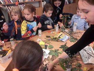проект «Читаємо дітям уголос!».8.10.17. ім. Валі Котика