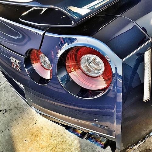 Nissan GT-R R35 x ARMYTRIX Exhaust