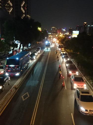 台灣大道公車專用道:路平專案