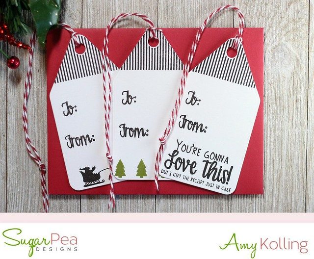 Christmas Tag Greetings