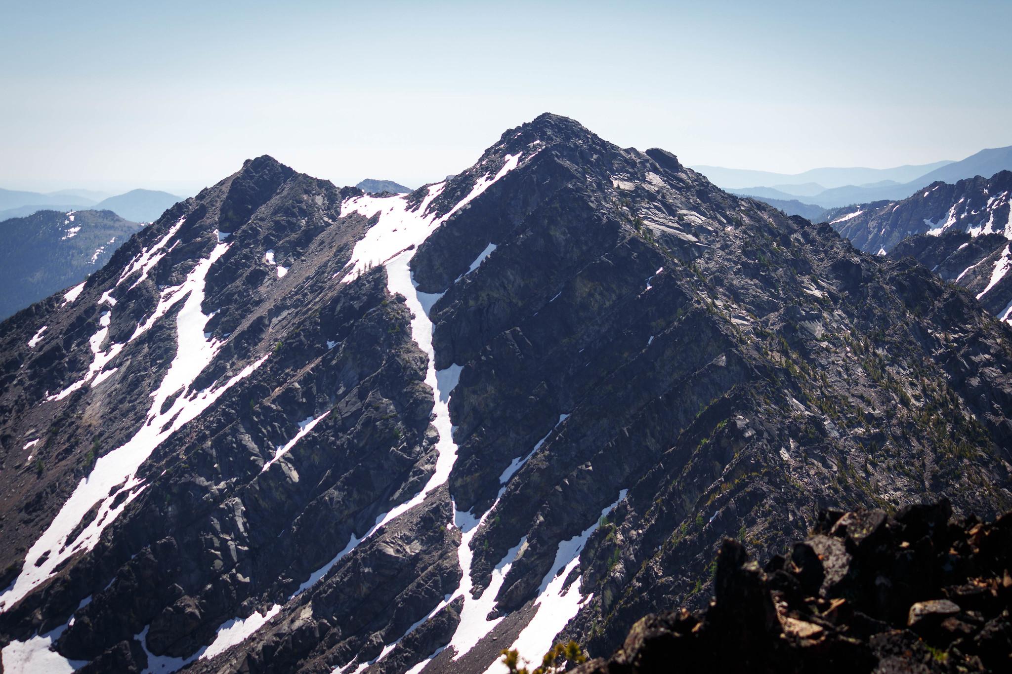 Lamont Mountain of Shelokum Slam