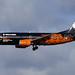 BELAVIA BELARUSIAN AIRLINES EW-254PA (WORLD OF TANKS LIVERY) B737-3Q8 EGKK 05/11/2017
