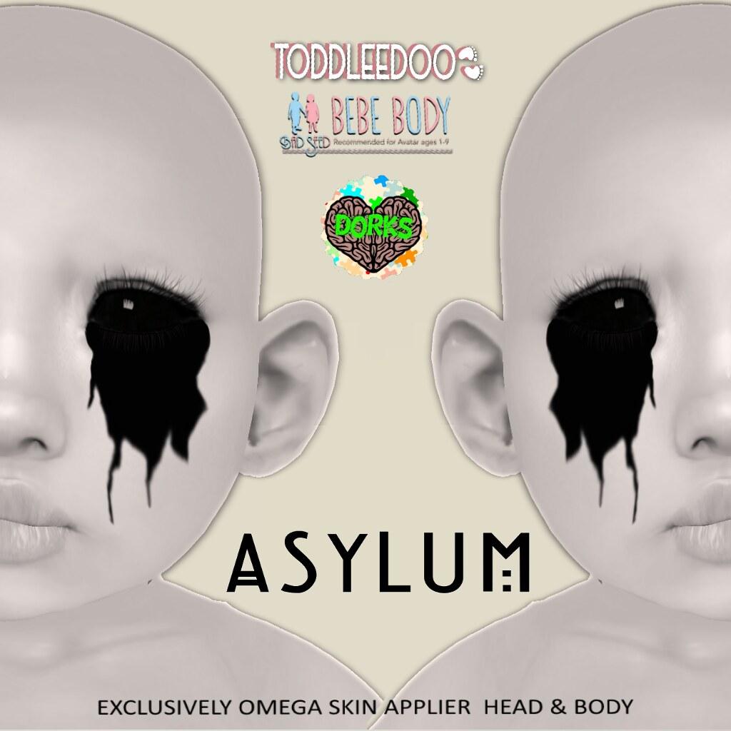 **DoRks** Asylum Skin @ Ninety Nine - TeleportHub.com Live!