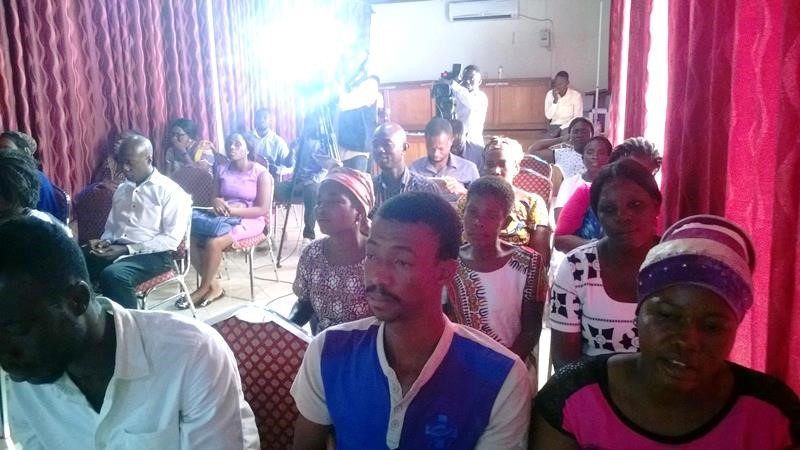 2017-9-25 Ghana: DSWU holds press confab to call for passage of labour (domestic workers) regulations bill