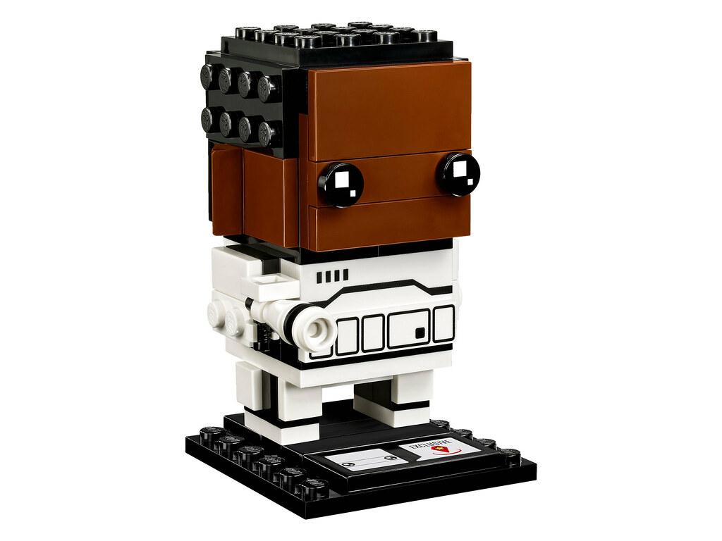 LEGO Star Wars BrickHeadz 41485 - Finn
